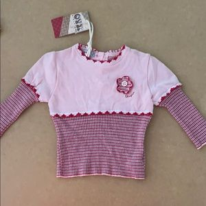 French baby sweater